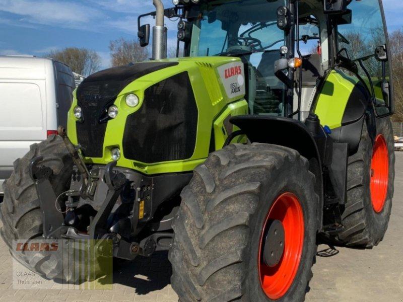 Traktor des Typs CLAAS Axion 850 Cebis, Gebrauchtmaschine in Schwabhausen (Bild 1)