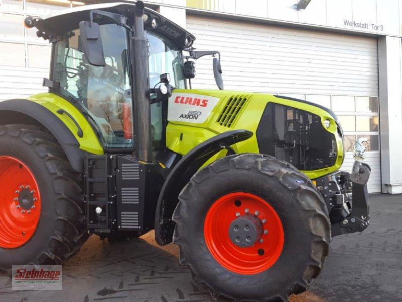 Traktor del tipo CLAAS Axion 850 CEBIS, Neumaschine en Rollwitz (Imagen 1)