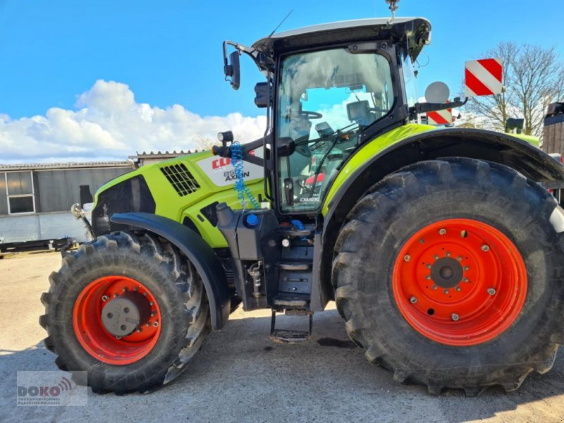 Traktor des Typs CLAAS Axion 850 CEMATIC, Gebrauchtmaschine in Schoenberg (Bild 1)