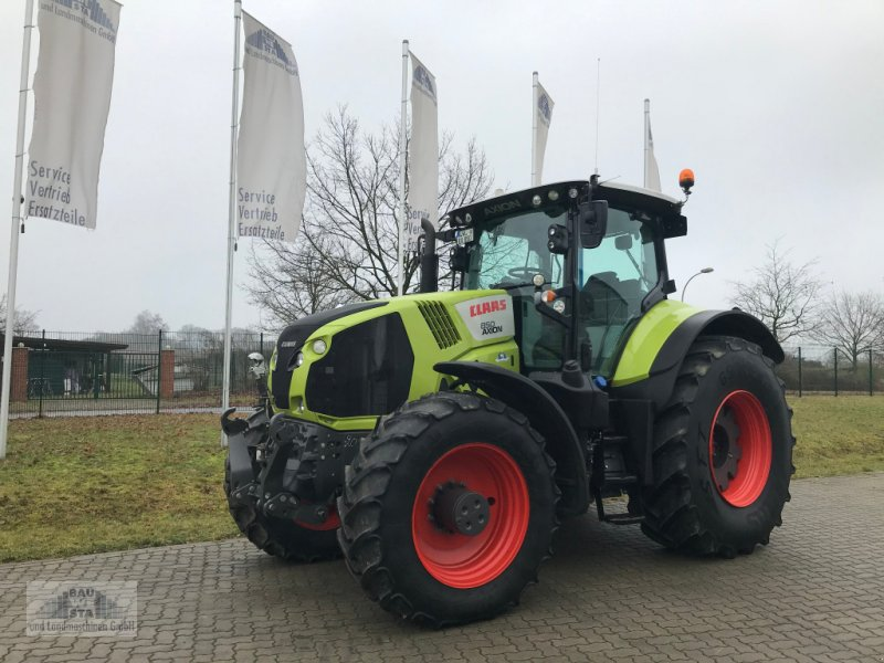 Traktor a típus CLAAS Axion 850 CIS, Gebrauchtmaschine ekkor: Stralendorf (Kép 1)