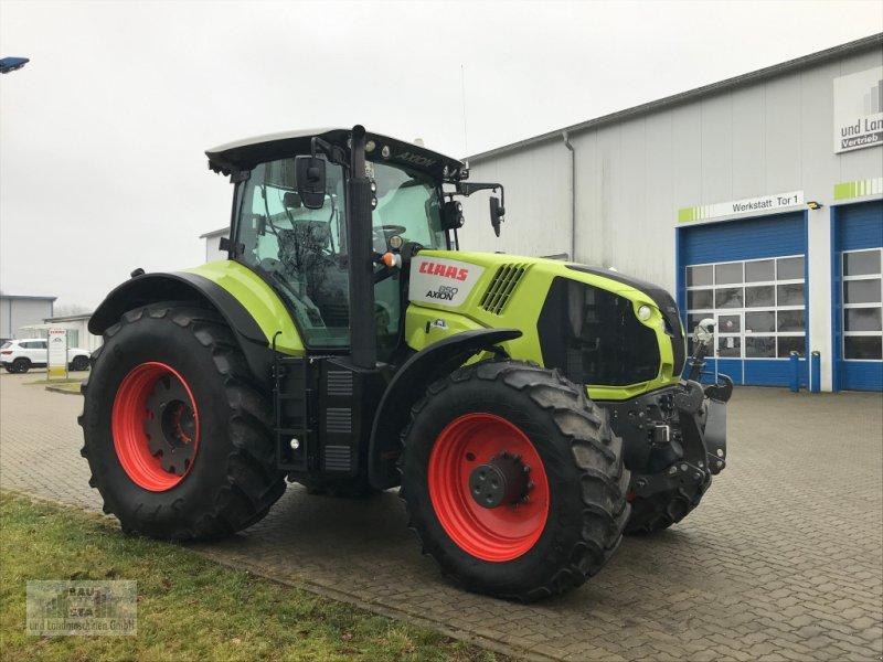 Traktor a típus CLAAS Axion 850 CIS, Gebrauchtmaschine ekkor: Stralendorf (Kép 4)