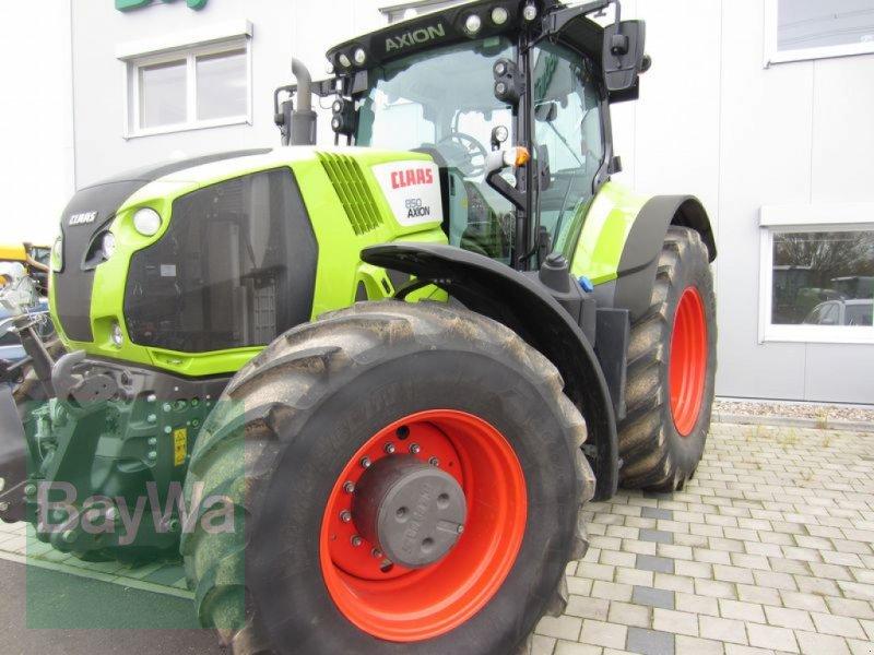 Traktor des Typs CLAAS AXION 850 CMATIC CEBIS, Gebrauchtmaschine in Großweitzschen  (Bild 1)