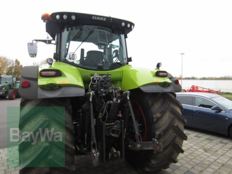 Traktor του τύπου CLAAS AXION 850 CMATIC CEBIS, Gebrauchtmaschine σε Großweitzschen  (Φωτογραφία 3)