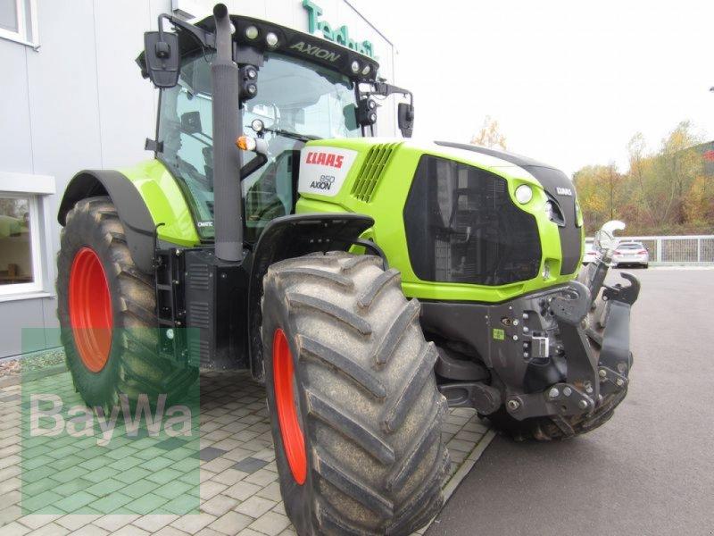 Traktor του τύπου CLAAS AXION 850 CMATIC CEBIS, Gebrauchtmaschine σε Großweitzschen  (Φωτογραφία 2)