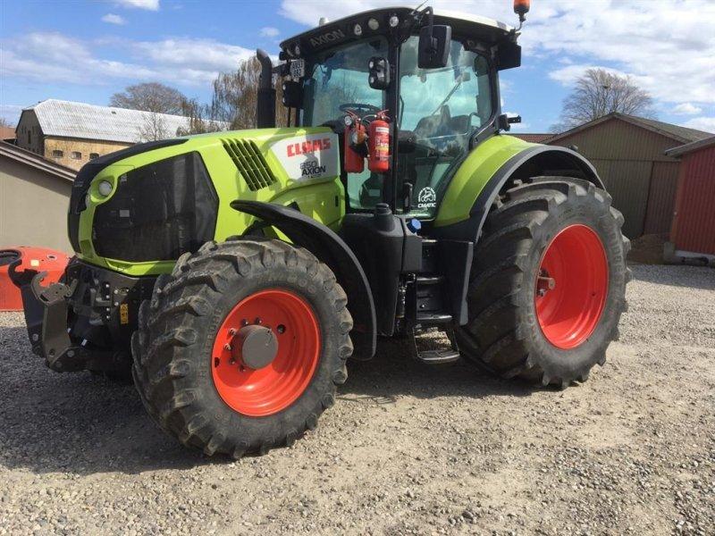 Traktor del tipo CLAAS AXION 850 CMATIC Få timer / særdeles velholdt, Gebrauchtmaschine en Tinglev (Imagen 1)