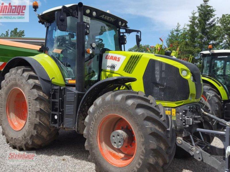 Traktor del tipo CLAAS Axion 850 CMATIC FZW, Neumaschine en Rollwitz (Imagen 1)