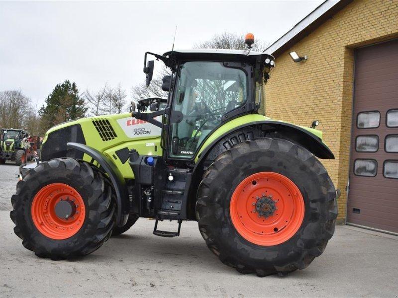 Traktor del tipo CLAAS AXION 850 CMATIC, Gebrauchtmaschine en Grindsted (Imagen 2)