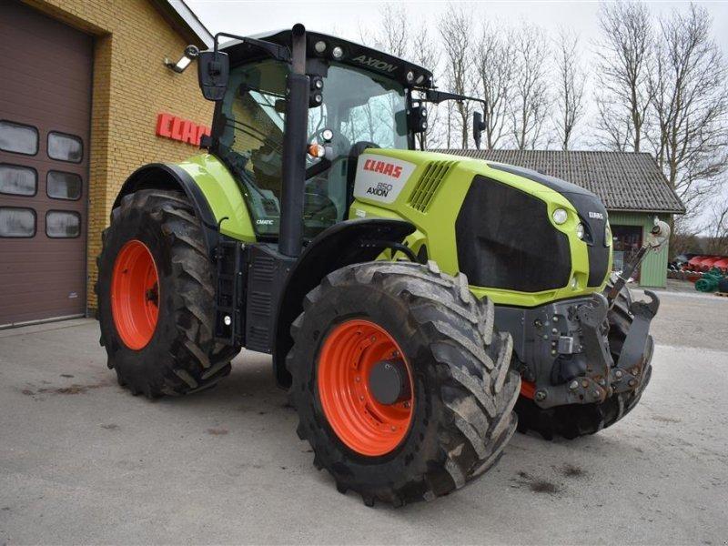 Traktor del tipo CLAAS AXION 850 CMATIC, Gebrauchtmaschine en Grindsted (Imagen 5)