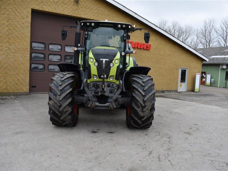 Traktor del tipo CLAAS AXION 850 CMATIC, Gebrauchtmaschine en Grindsted (Imagen 3)