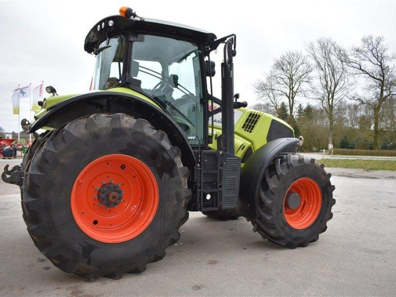Traktor del tipo CLAAS AXION 850 CMATIC, Gebrauchtmaschine en Grindsted (Imagen 6)