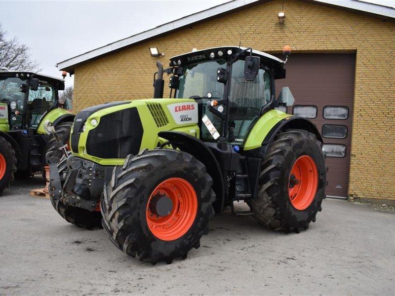 Traktor del tipo CLAAS AXION 850 CMATIC, Gebrauchtmaschine en Grindsted (Imagen 1)