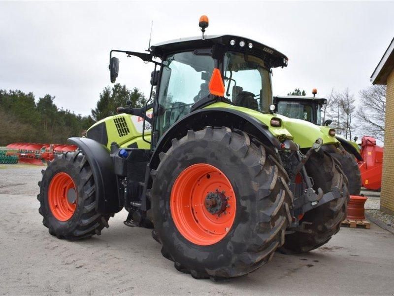 Traktor del tipo CLAAS AXION 850 CMATIC, Gebrauchtmaschine en Grindsted (Imagen 7)