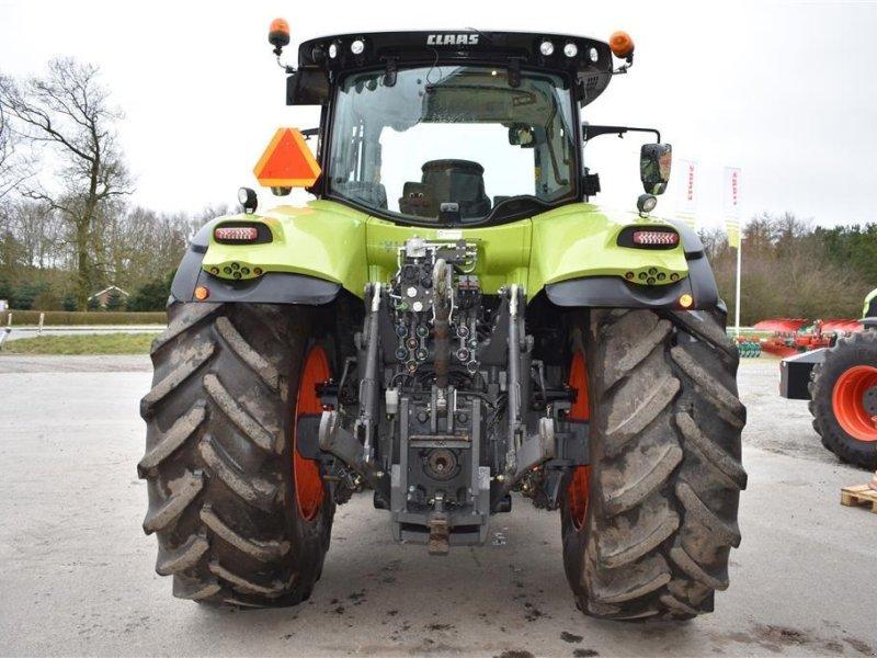 Traktor del tipo CLAAS AXION 850 CMATIC, Gebrauchtmaschine en Grindsted (Imagen 8)