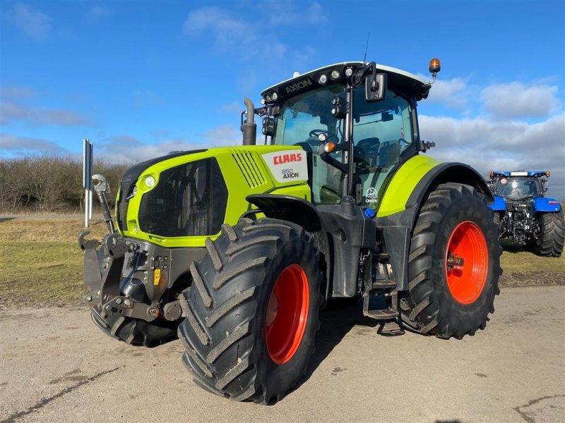 Traktor del tipo CLAAS AXION 850 CMATIC, Gebrauchtmaschine en Holstebro (Imagen 1)