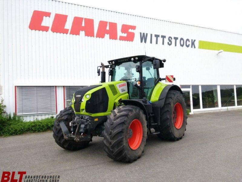 Traktor типа CLAAS Axion 850 cmatic, Gebrauchtmaschine в Heiligengrabe OT Liebenthal (Фотография 1)