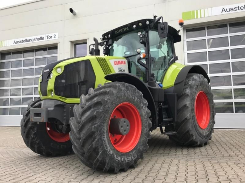 Traktor del tipo CLAAS AXION 850 CMATIC, Gebrauchtmaschine en Landsberg (Imagen 1)