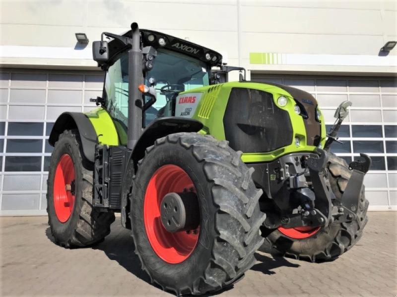 Traktor del tipo CLAAS AXION 850 CMATIC, Gebrauchtmaschine en Landsberg (Imagen 2)