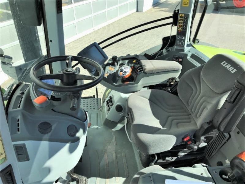Traktor del tipo CLAAS AXION 850 CMATIC, Gebrauchtmaschine en Landsberg (Imagen 7)