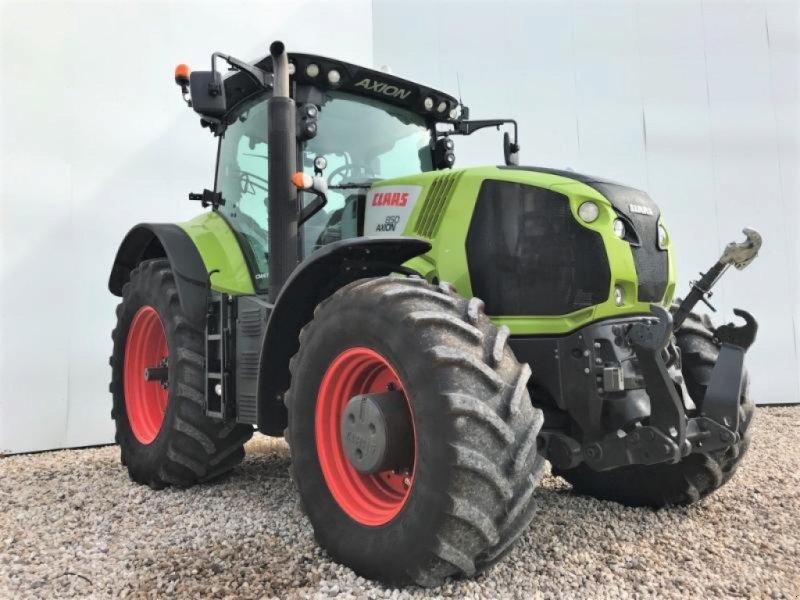 Traktor des Typs CLAAS AXION 850 CMATIC, Gebrauchtmaschine in Landsberg (Bild 2)