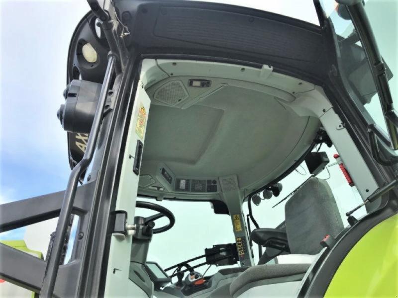 Traktor des Typs CLAAS AXION 850 CMATIC, Gebrauchtmaschine in Landsberg (Bild 6)