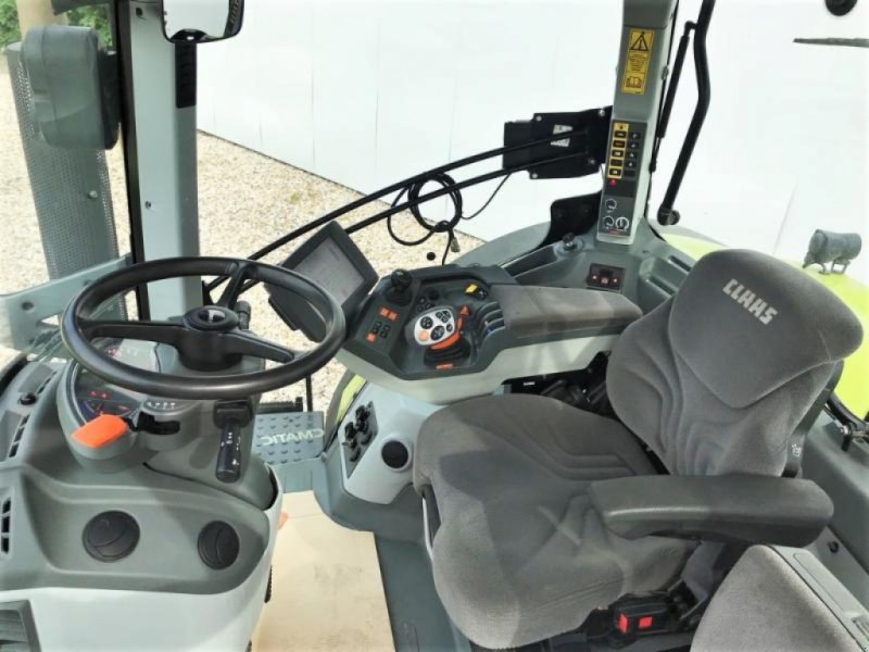 Traktor des Typs CLAAS AXION 850 CMATIC, Gebrauchtmaschine in Landsberg (Bild 7)