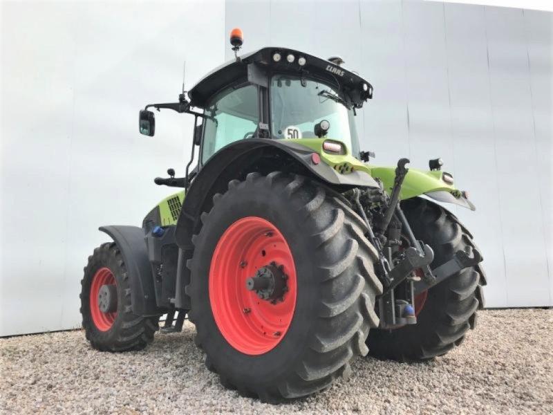 Traktor des Typs CLAAS AXION 850 CMATIC, Gebrauchtmaschine in Landsberg (Bild 3)