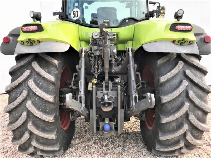 Traktor типа CLAAS AXION 850 CMATIC, Gebrauchtmaschine в Landsberg (Фотография 5)
