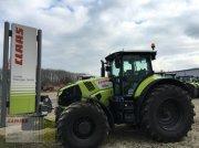 Traktor del tipo CLAAS AXION 850 CMATIC, Gebrauchtmaschine en Schwabhausen