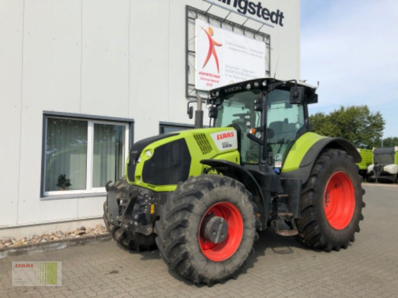 Traktor del tipo CLAAS AXION 850 CMATIC, Gebrauchtmaschine en Weddingstedt (Imagen 1)