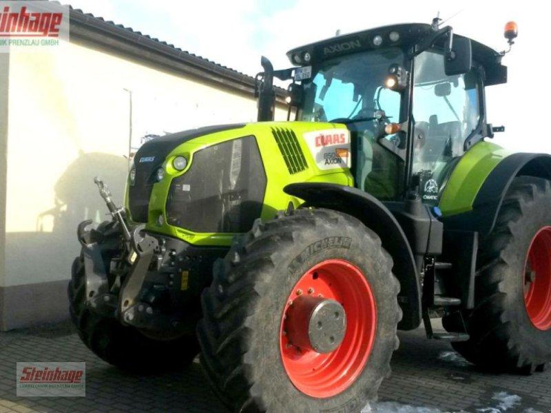 Traktor del tipo CLAAS Axion 850 CMATIC, Neumaschine en Rollwitz (Imagen 1)