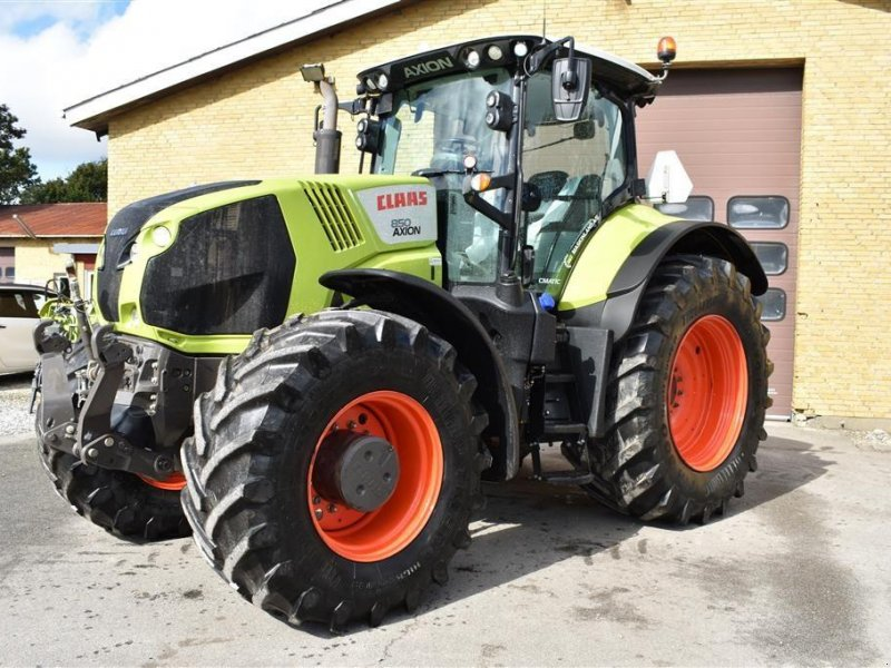 Bild CLAAS AXION 850