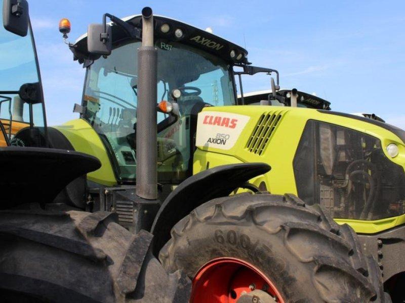 Traktor typu CLAAS Axion 850, Gebrauchtmaschine w Słomczyn (Zdjęcie 1)