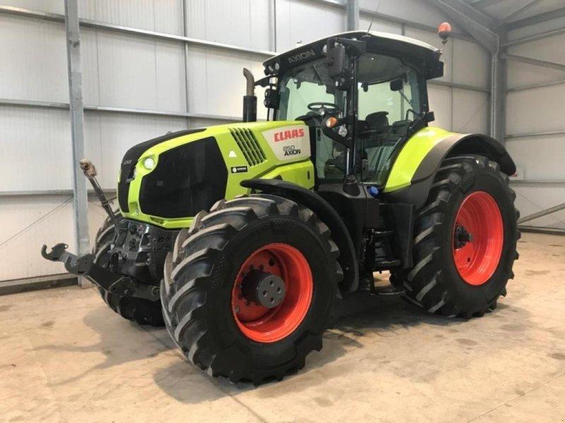 Traktor типа CLAAS Axion 850, Gebrauchtmaschine в  (Фотография 1)