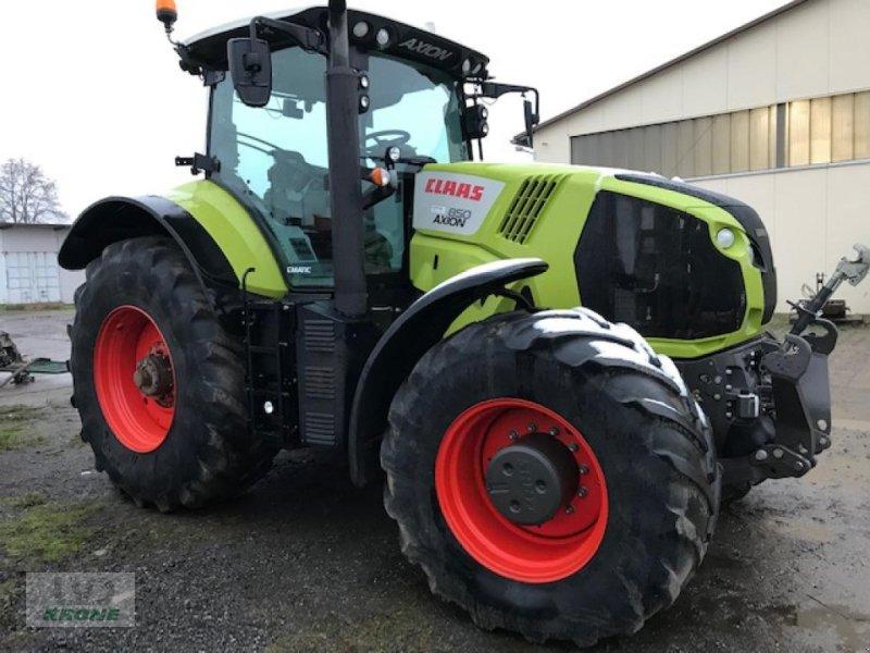 Traktor des Typs CLAAS Axion 850, Gebrauchtmaschine in Alt-Mölln (Bild 1)
