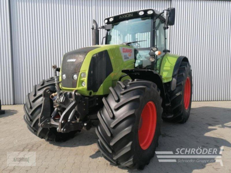Traktor del tipo CLAAS AXION 850, Gebrauchtmaschine en Wildeshausen (Imagen 1)
