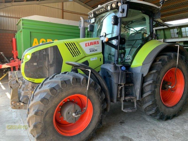 Traktor del tipo CLAAS Axion 850, Gebrauchtmaschine en Ahaus (Imagen 1)