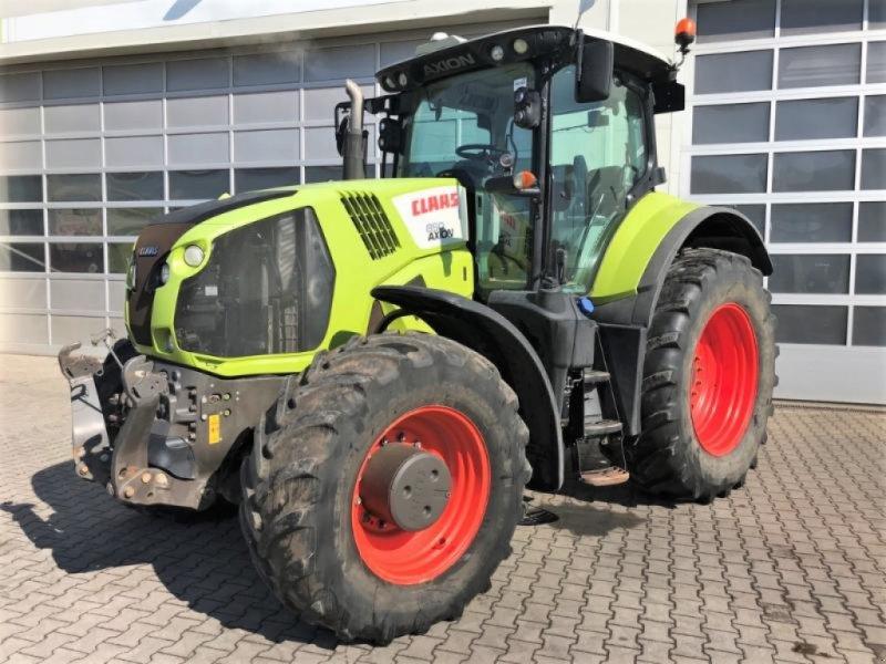 Traktor del tipo CLAAS AXION 850, Gebrauchtmaschine en Landsberg (Imagen 1)