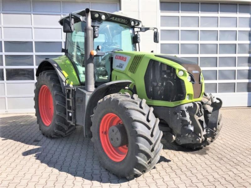 Traktor del tipo CLAAS AXION 850, Gebrauchtmaschine en Landsberg (Imagen 2)