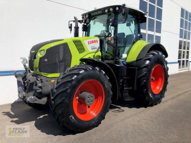 Traktor a típus CLAAS AXION 870 C-MATIC, Gebrauchtmaschine ekkor: Langenau (Kép 1)