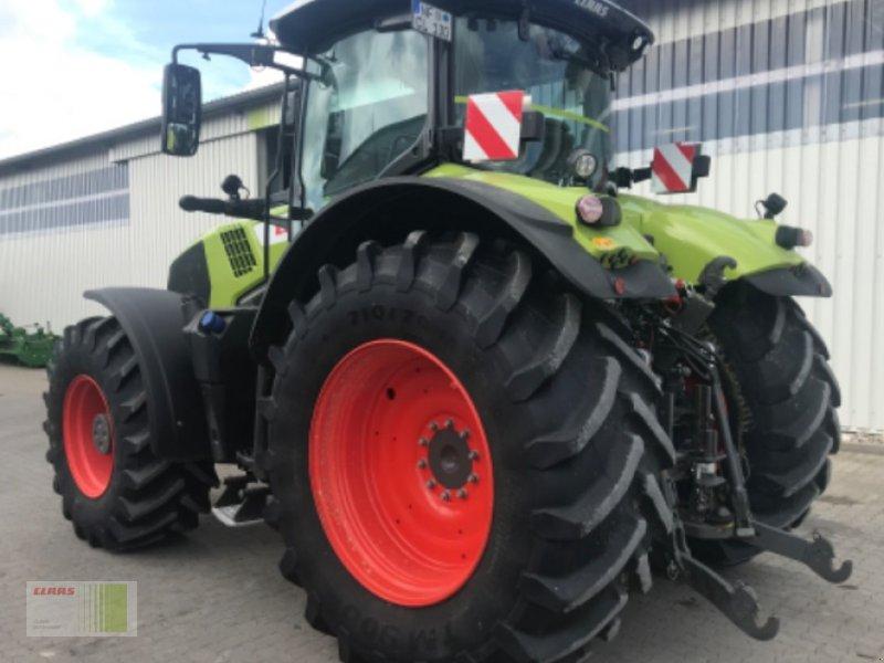 Traktor des Typs CLAAS AXION 870 CMATIC CEBIS #150.000 - Sonderedition, Vorführmaschine in Risum-Lindholm (Bild 3)
