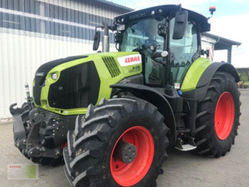 Traktor des Typs CLAAS AXION 870 CMATIC CEBIS #150.000 - Sonderedition, Vorführmaschine in Risum-Lindholm (Bild 6)