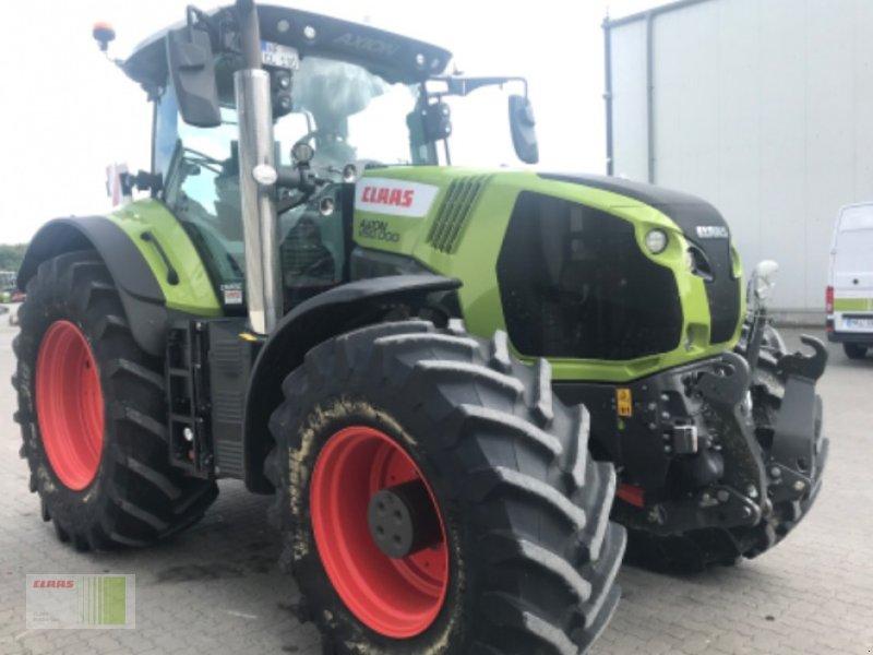 Traktor des Typs CLAAS AXION 870 CMATIC CEBIS #150.000 - Sonderedition, Vorführmaschine in Risum-Lindholm (Bild 5)