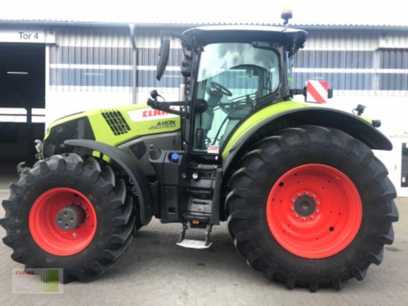 Traktor des Typs CLAAS AXION 870 CMATIC CEBIS #150.000 - Sonderedition, Vorführmaschine in Risum-Lindholm (Bild 1)