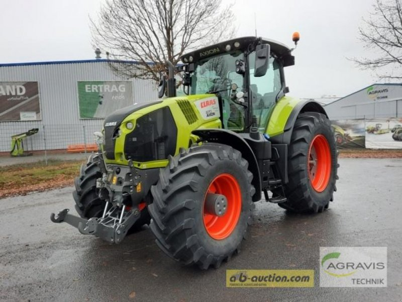 Traktor typu CLAAS AXION 870 CMATIC CEBIS, Gebrauchtmaschine v Meppen (Obrázok 1)
