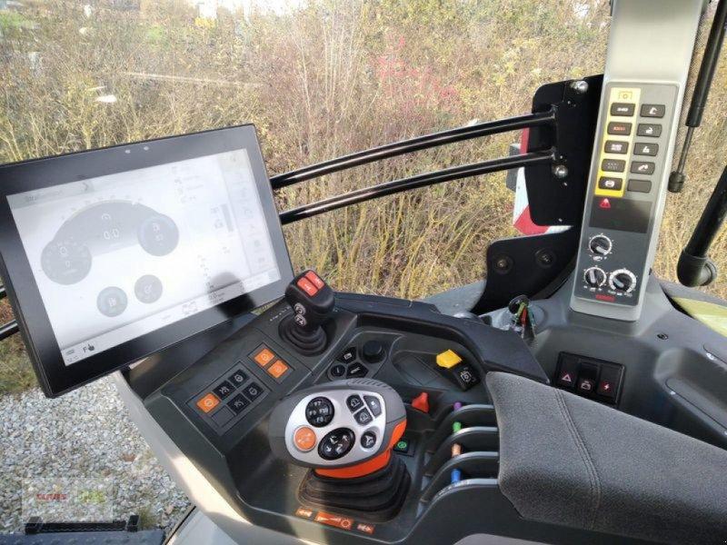 Traktor des Typs CLAAS AXION 870 CMATIC CEBIS, Vorführmaschine in Mengkofen (Bild 9)