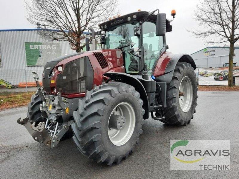 Traktor des Typs CLAAS AXION 870 CMATIC CEBIS, Gebrauchtmaschine in Meppen-Versen (Bild 1)