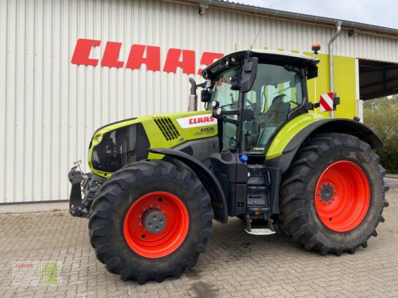 Traktor des Typs CLAAS AXION 870 CMATIC CEBIS, Vorführmaschine in Schenefeld (Bild 1)