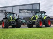 CLAAS AXION 870 CMATIC DEMO Traktor