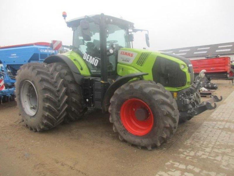 Traktor типа CLAAS AXION 870 CMATIC DEMO, Gebrauchtmaschine в Vinderup (Фотография 4)
