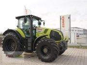 Traktor des Typs CLAAS AXION 870 CMATIC (VFM), Vorführmaschine in Töging am Inn